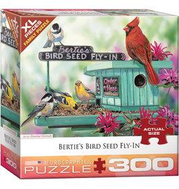 Bertie's Bird Seed Fly-In 300pcs Oversized