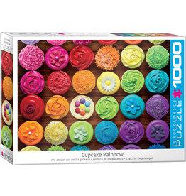 Cupcake Rainbow 1000pcs
