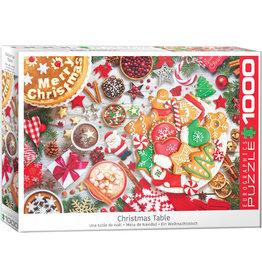 Christmas Table 1000pcs