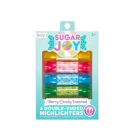 Sugar Joy Double-Ended Scented Highlighters