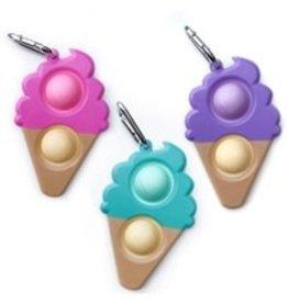 OMG! Mega Pop Ice Cream Keychain