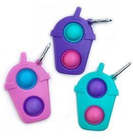 OMG! Mega Pop Frappe Keychain