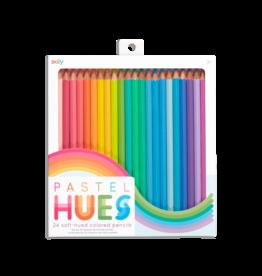 Pastel Hues Colored Pencils 24 pk.