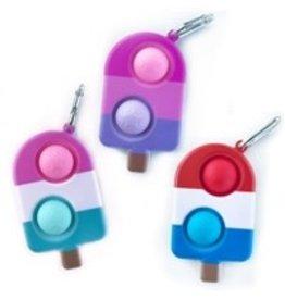 OMG! Mega Pop Popsicle Keychain