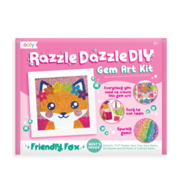 Razzle Dazzle Gem Art Kit: Fox