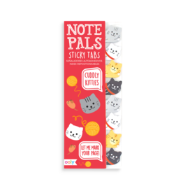 Note Pals Cuddly Kitties