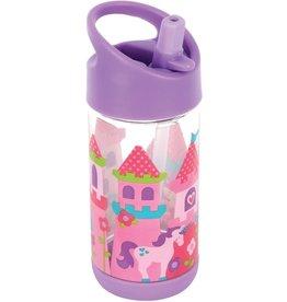 Flip Top Water Bottle Asst.