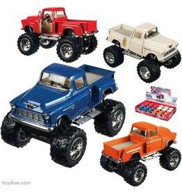 Pull-Back Monster Chevy Pickup