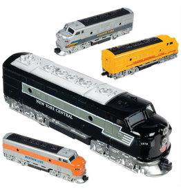 Pull-Back Classic Loco Diesel Train