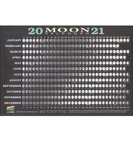 Moon Calendar Card
