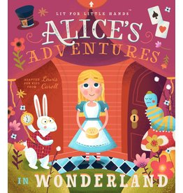 Lit for Little Hands: Alice's Adventures in Wonderland