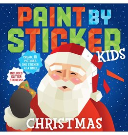 Paint by Sticker Christmas