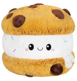 Comfort Food Cookie Ice Cream Sandwich Squishable