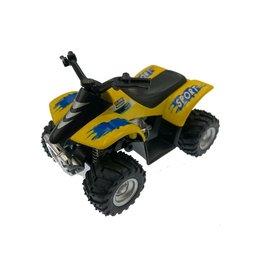 Pull-Back Smart ATV