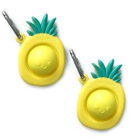 OMG! Mega Pop Pineapple Keychain