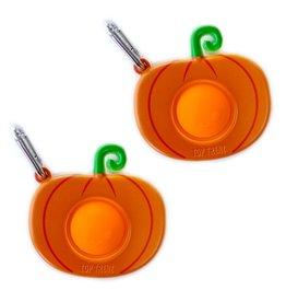 Mega Pop Pumpkin Keychain