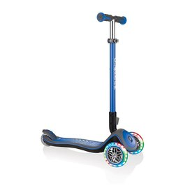 Blue Primo Scooter w/Lighted Wheels