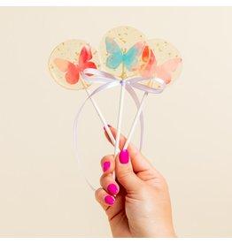 Butterfly  Lollipop (Guava)