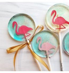 Flamingo Lollipop (Pink Lemonade)
