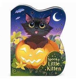 Spooky Little Kitten