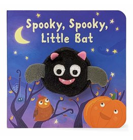 Spooky, Spooky, Little Bat
