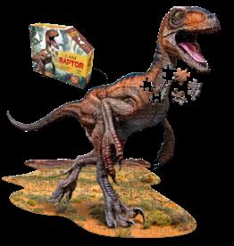 I Am Raptor 100pcs