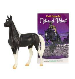 Breyer National Velvet Horse & Book Set