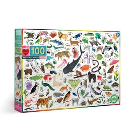 Beautiful World Puzzle 100pcs