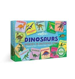 Dinosaurs Memory & Matching Game