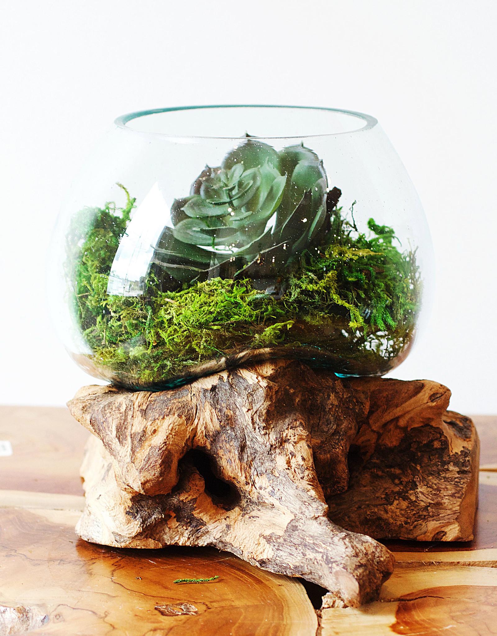 Extra Small Handblown Glass