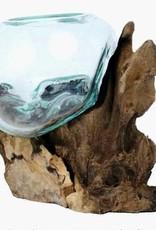 Medium Handblown Glass