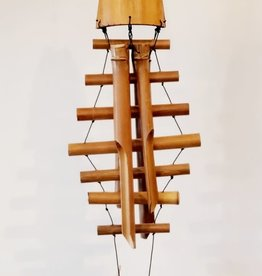 Wooden Fish Chime