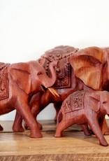 Set of 3 Elephants