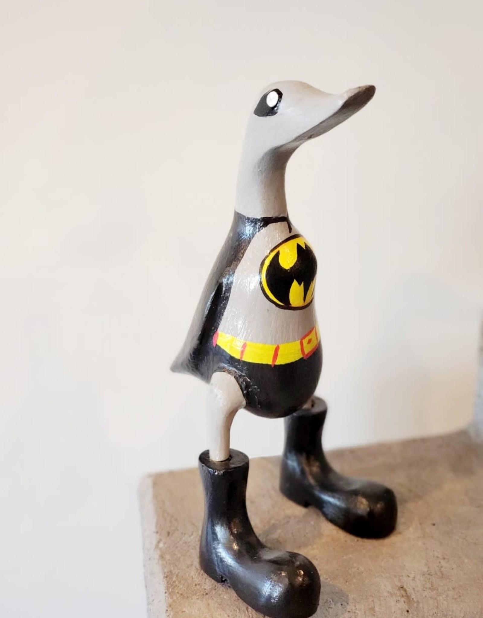 Bamboo Root Batman Duck