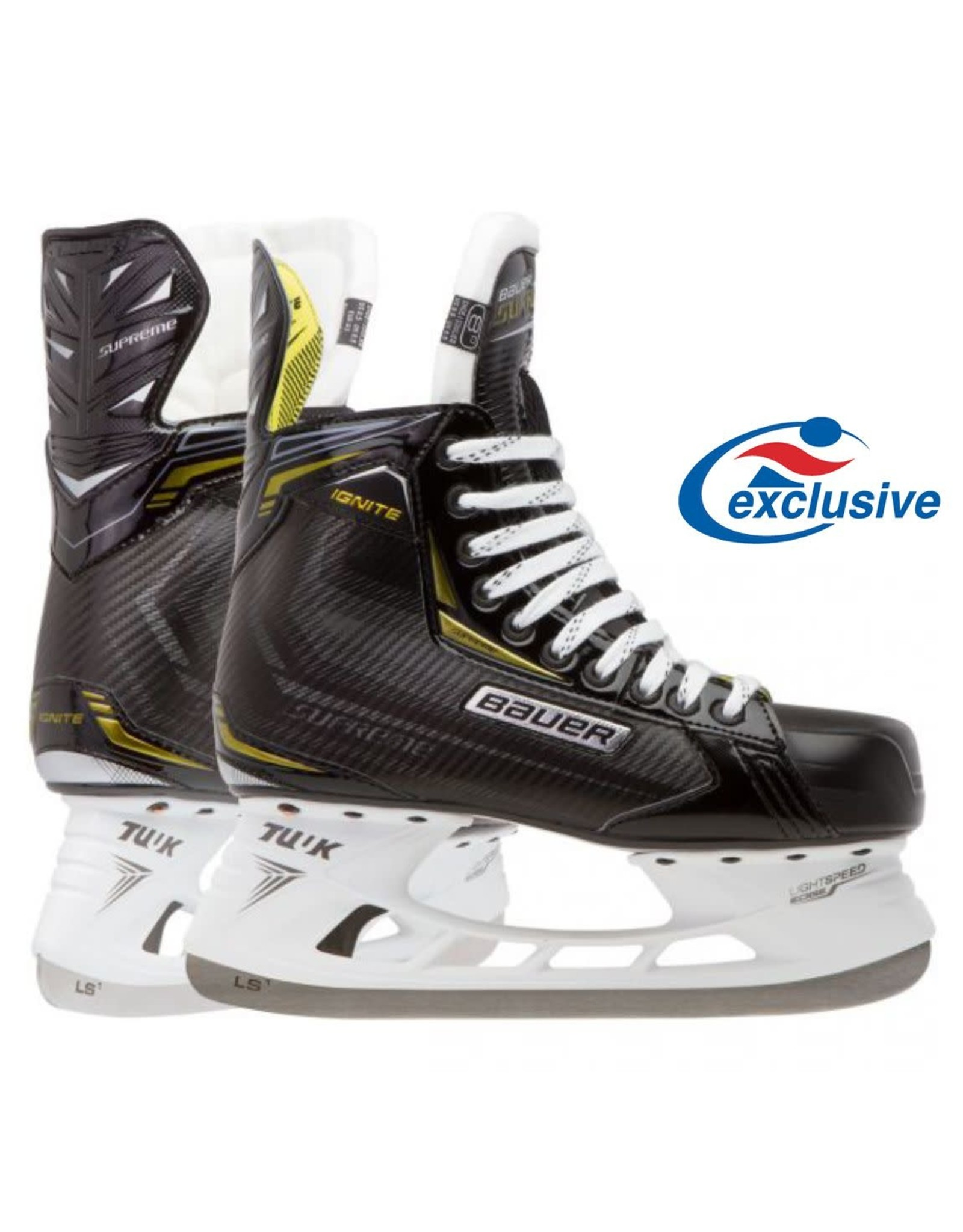 BAUER BAUER SUPREME IGNITE PATIN DE HOCKEY SR