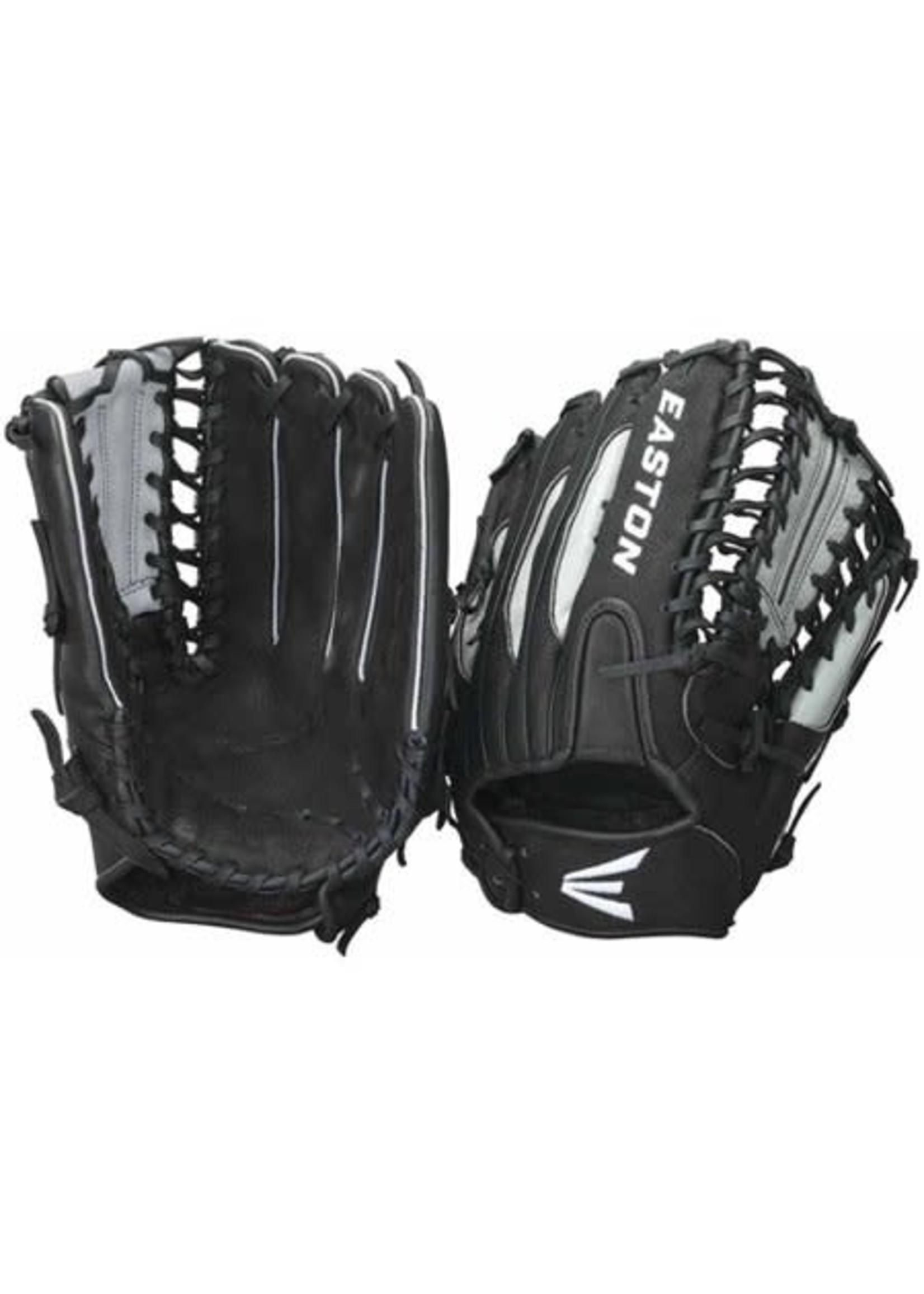 Easton Baseball (Canada) EASTON ALPHA APB1275 BKGY 12.75 IN LHT