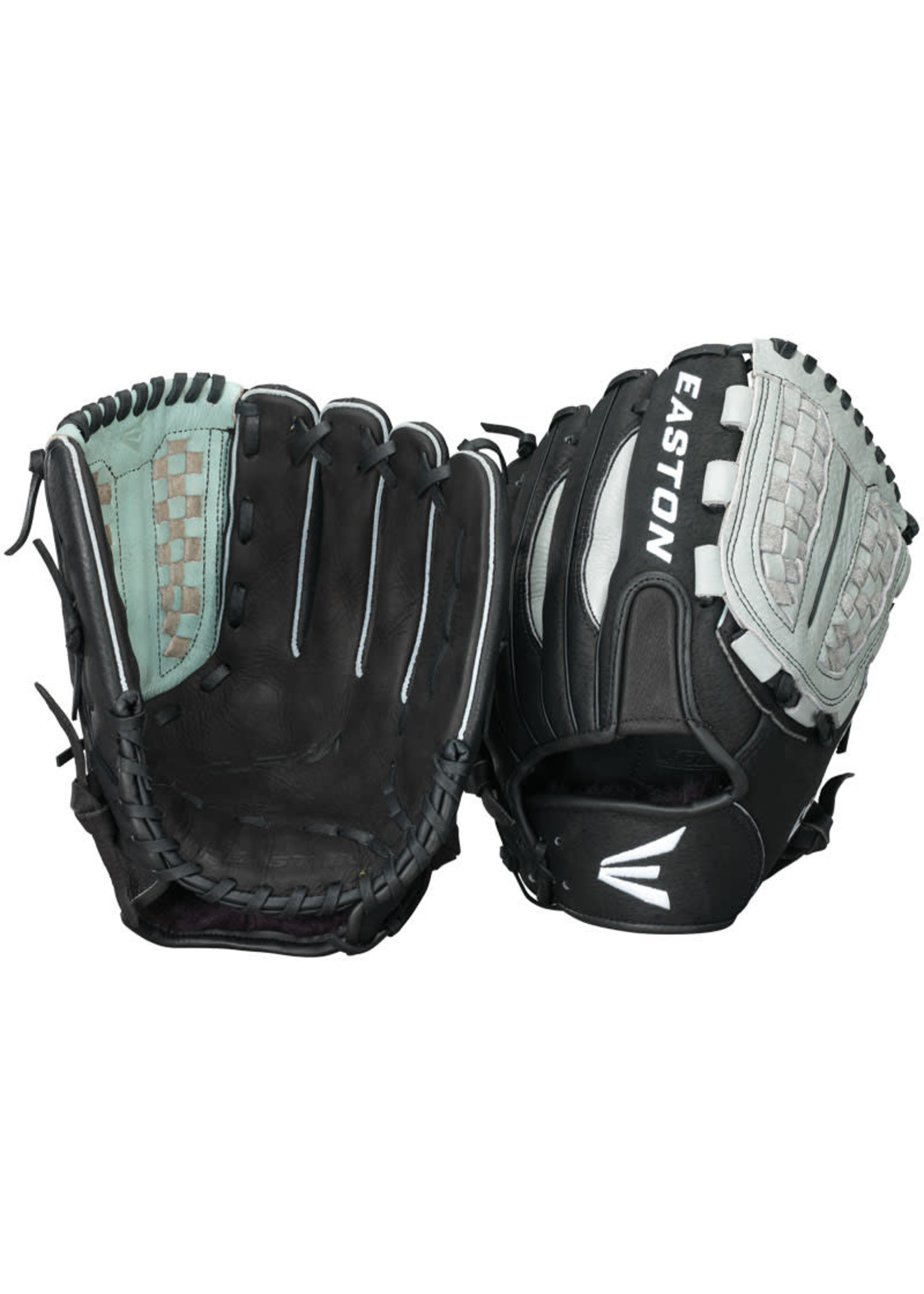 Easton Baseball (Canada) EASTON  ALPHA APB1200 BKGY 12 IN LHT