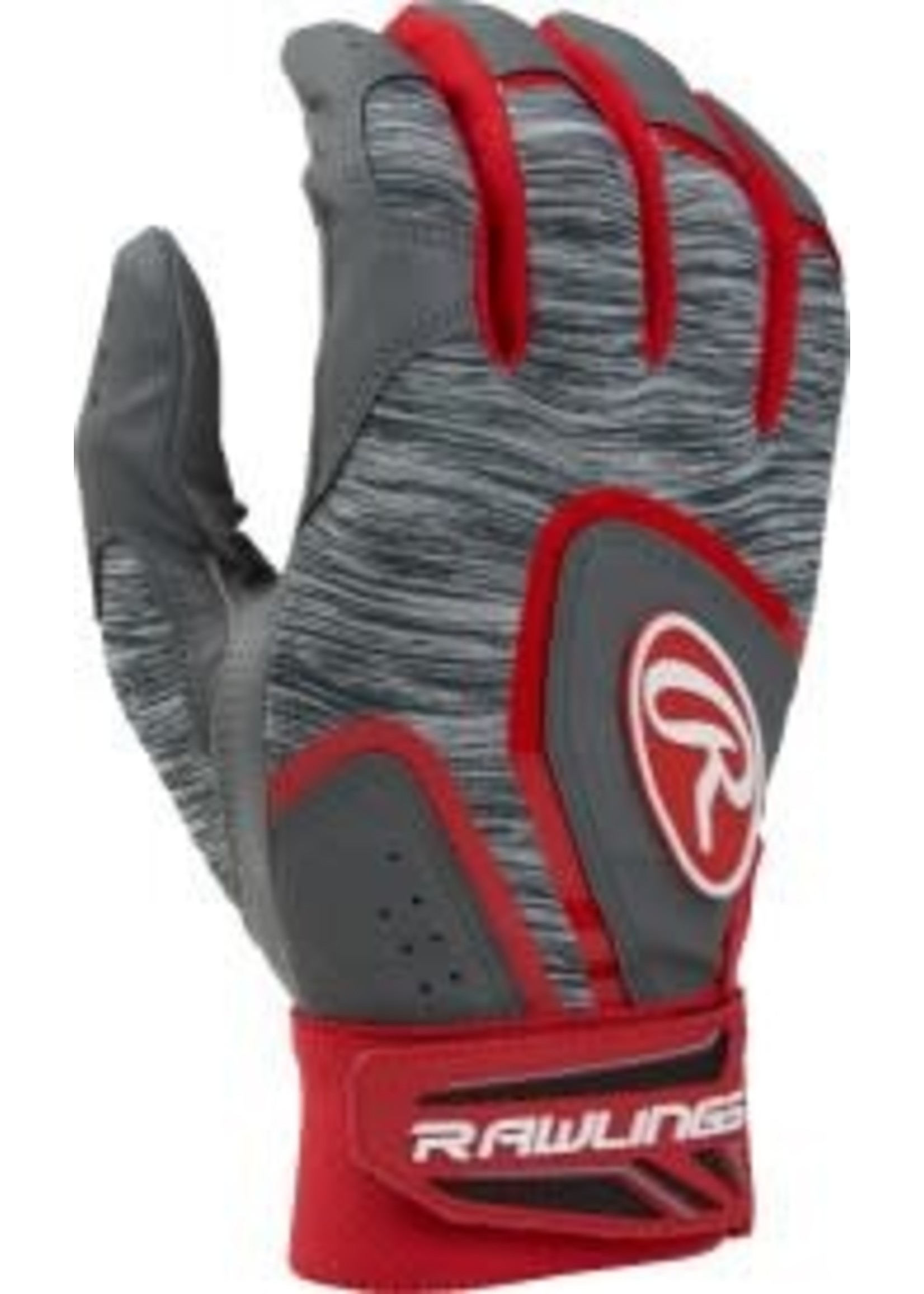 Rawlings RAWLINGS 5150 BATTING GLOVES ROUGE ADULT
