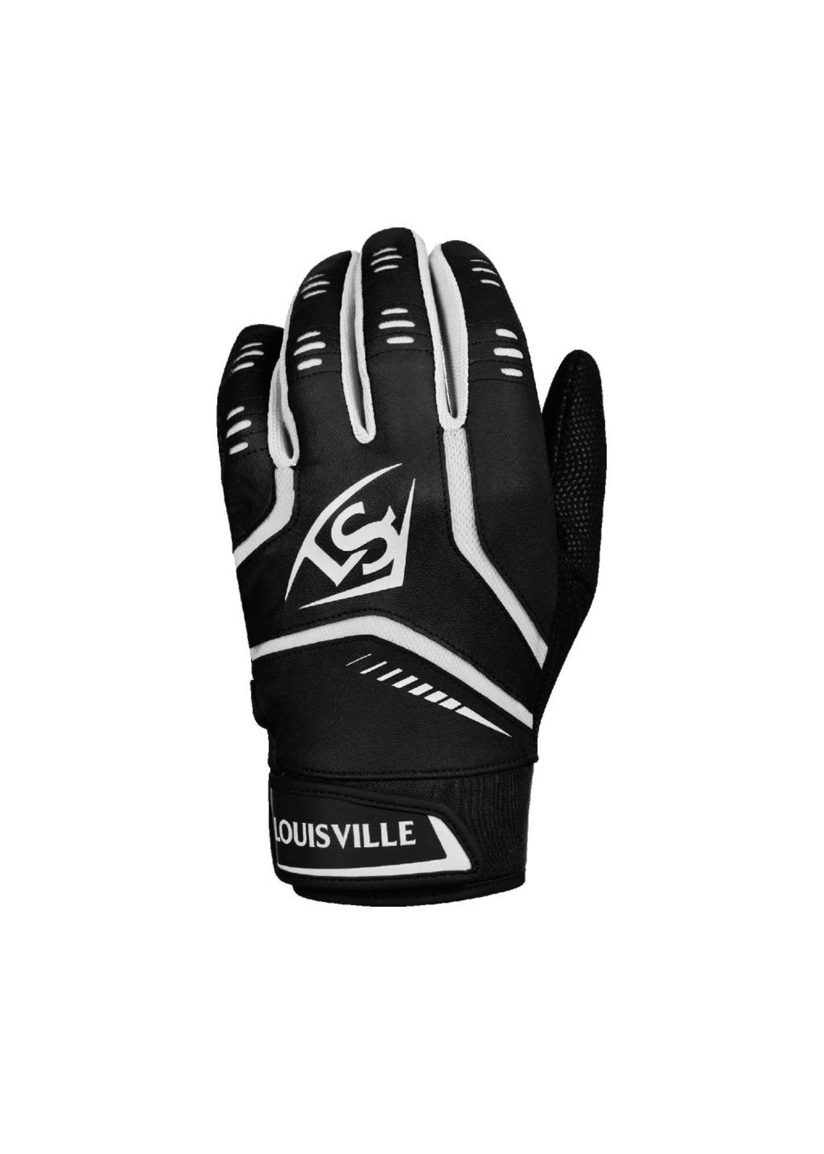 Louisville (Canada) LOUISVILLE OMAHA BATTING GLOVES NOIR ADULT