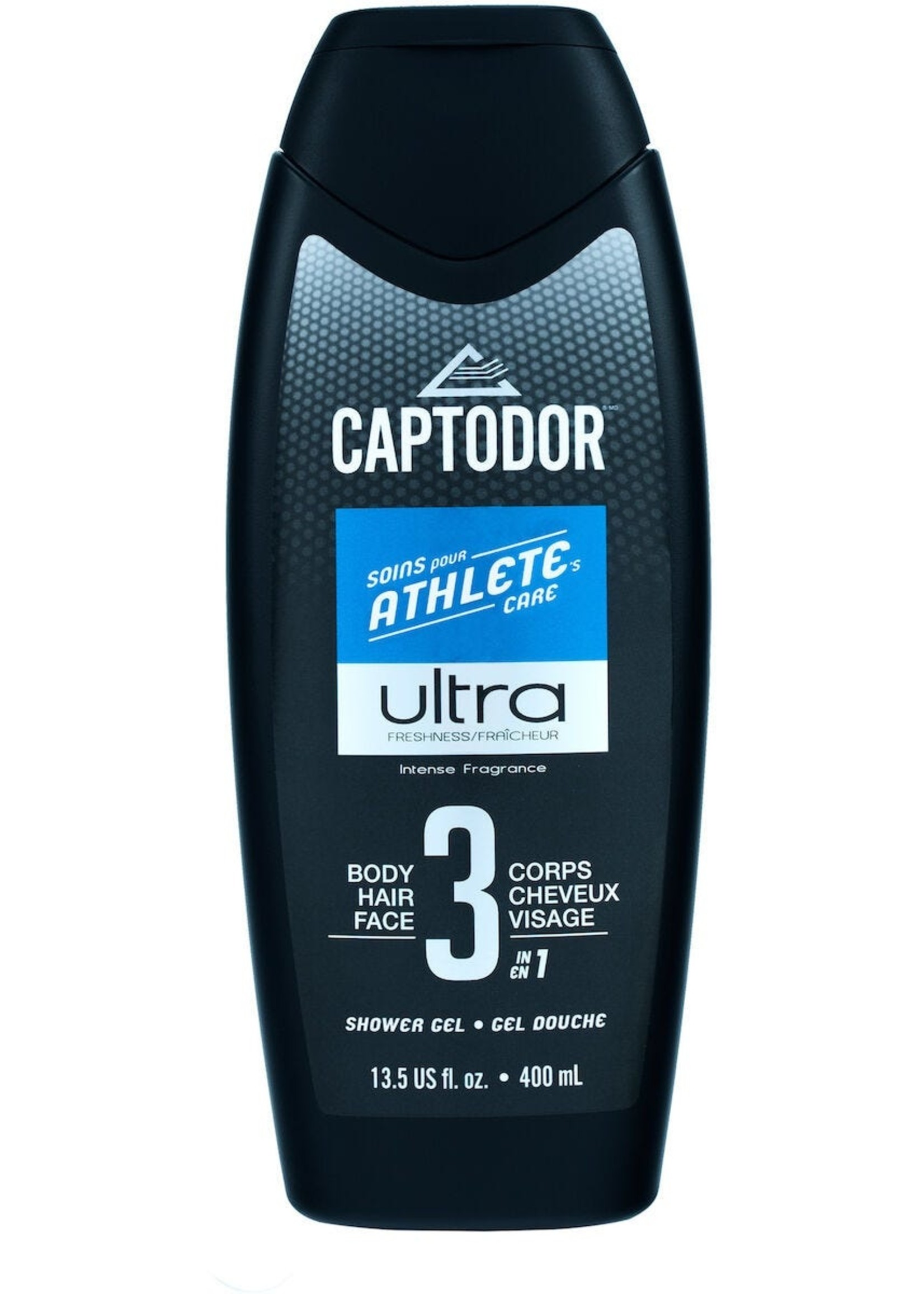 Captodor Captodor Shower Gel ULTRA 400ml