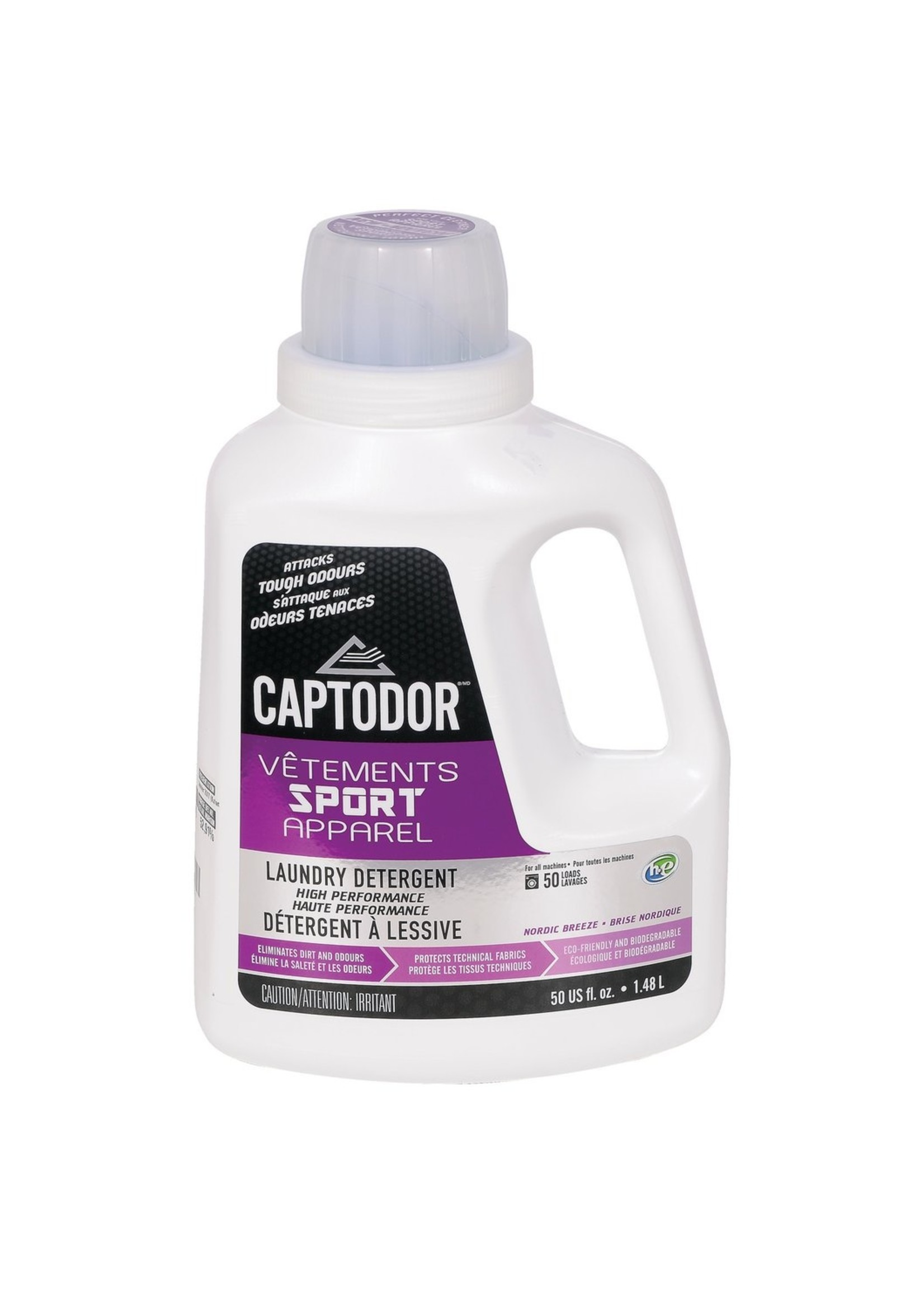 Captodor Captodor Laundry Detergent High Efficiency 1.48L