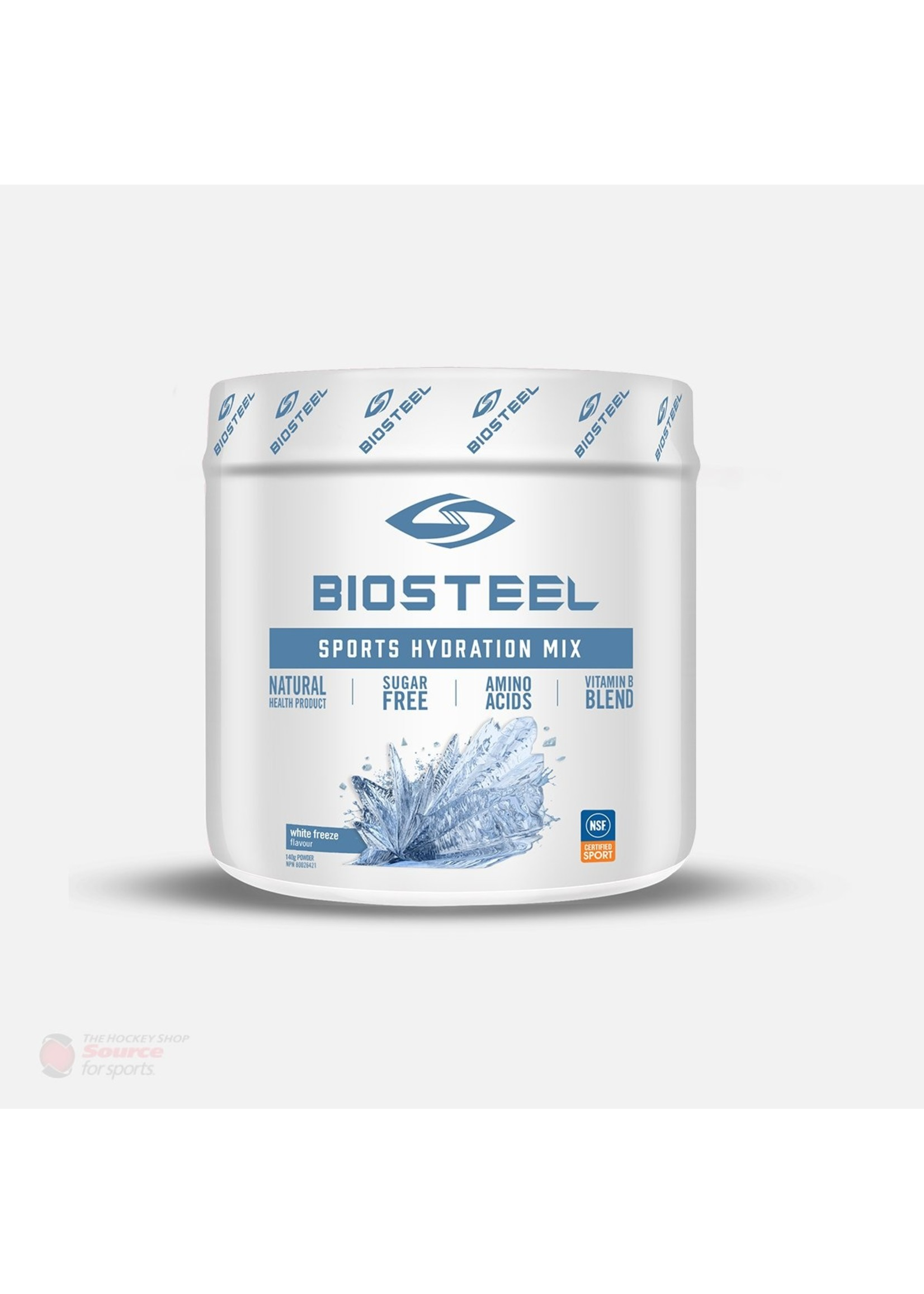 BIOSTEEL MÉLANGE SPORTIF 140G WHITE FREEZE