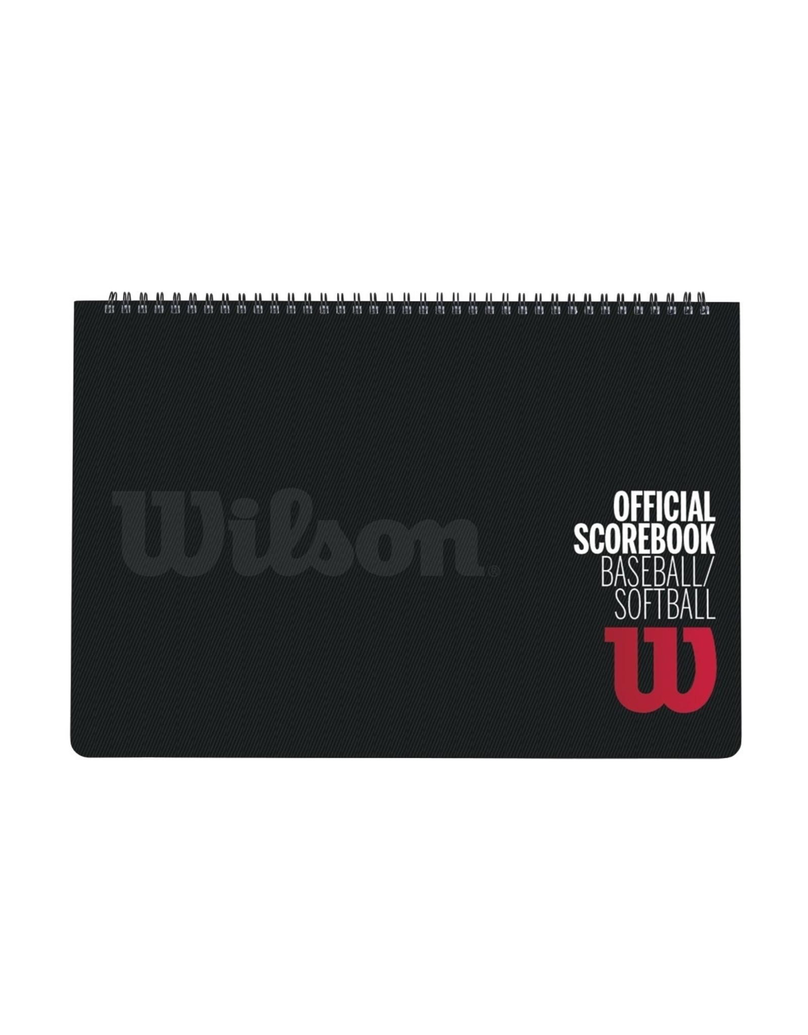 Wilson Scorebook
