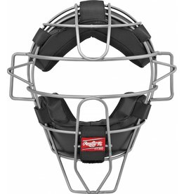Rawlings LWMX2 Adult Lightweight Hollow Wire Mask Black