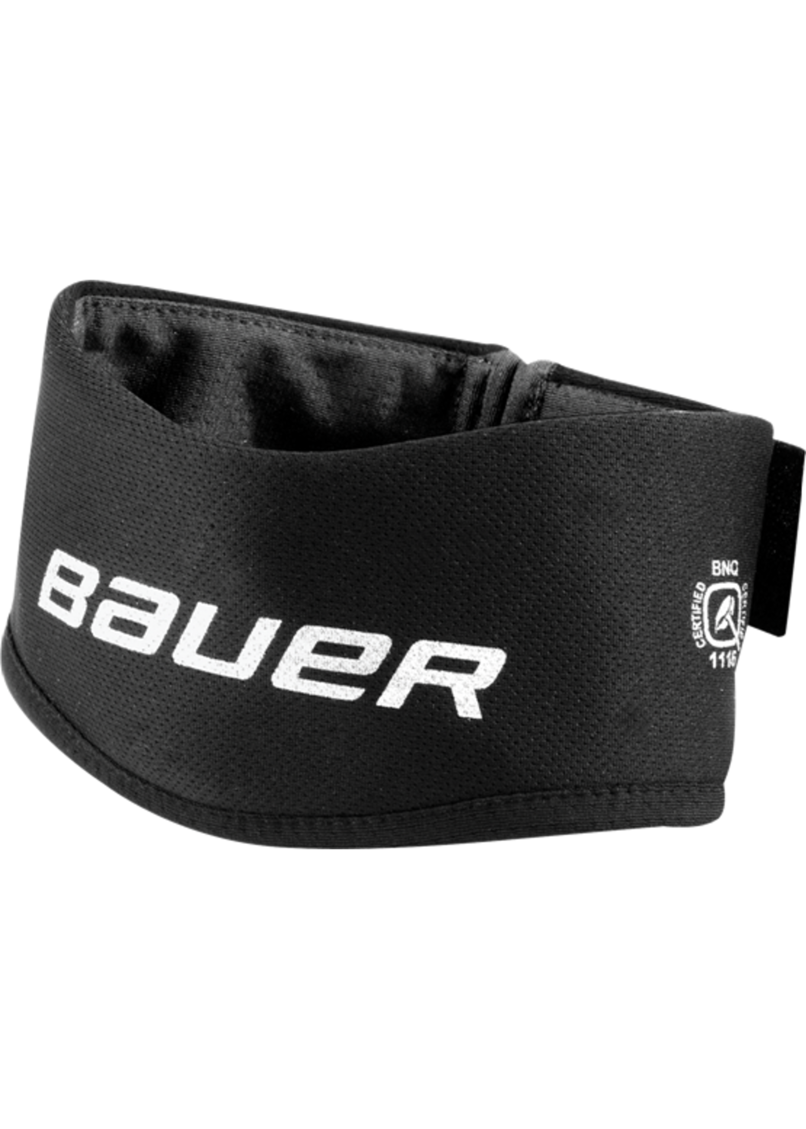 Bauer Hockey - Canada BAUER NG NLP20 PREM NECKGUARD COLLAR SR-BLK BLK