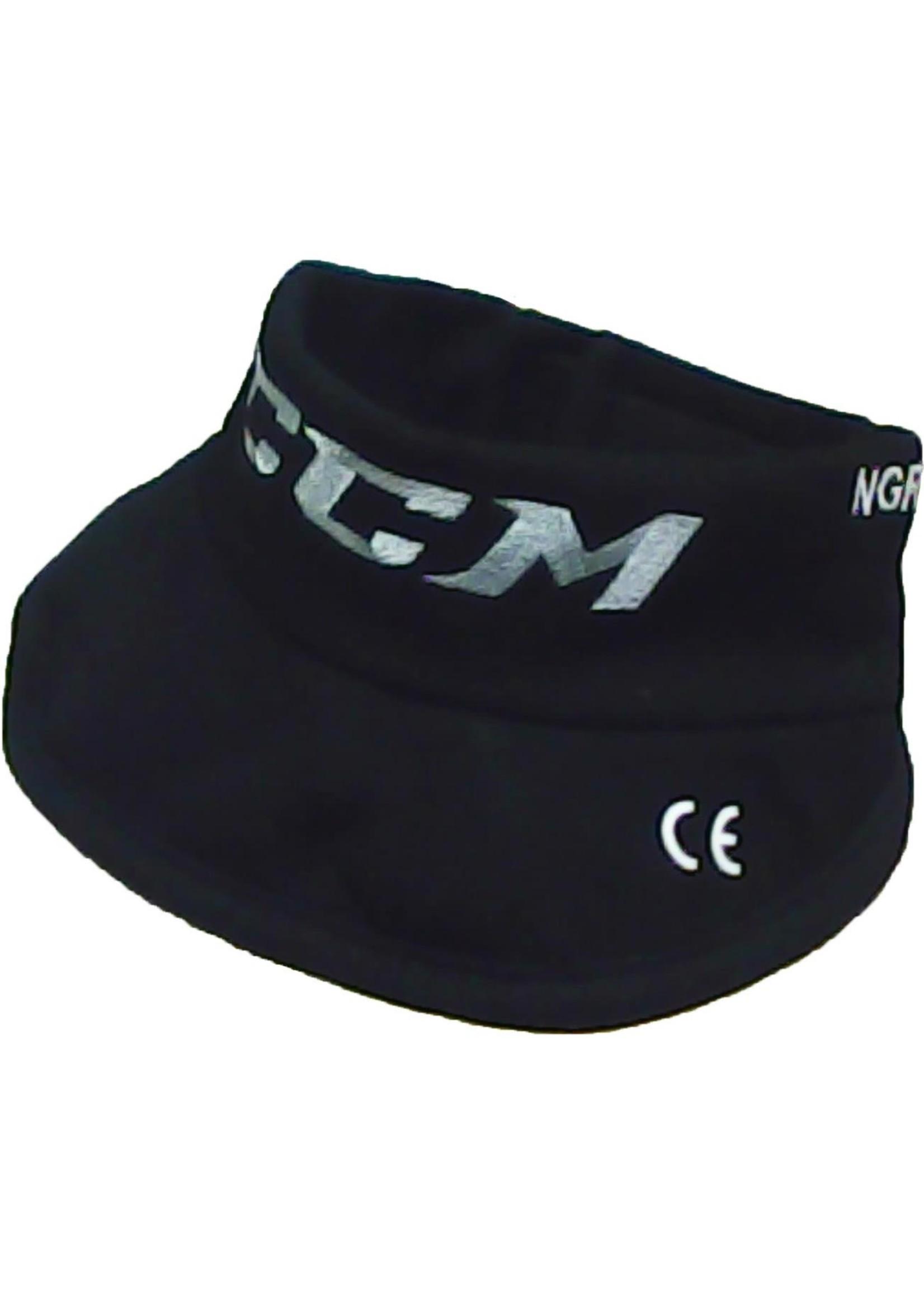 CCM Hockey CCM NGR500 SR NECK GUARD BLK v.1 BLK