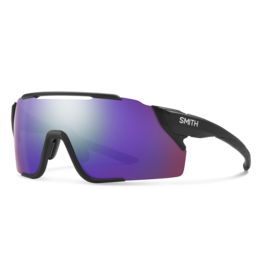 SMITH SMITH ATTACK MTB MATTE BLACK CHROMAPOP VIOLET MIRROR