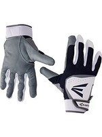 Easton Baseball (Canada) EASTON HS7 BATTING GLOVES NOIR/BLANC YTH