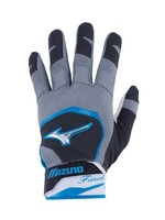 Mizuno MIZUNO FINCH BATTING GLOVES GRIS/BLEU WOMEN