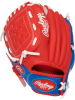 Rawlings RAWLINGS GANT BASEBALL YOUTH ROUGE ET BLEU